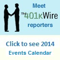 Advert: Meet the 401kWire Reporters